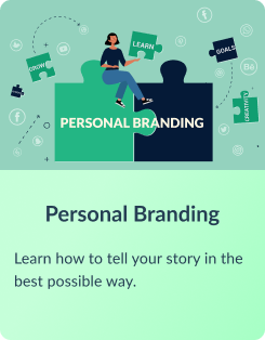 Personal Branding Pathway Card