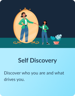 Self Discovery Pathway Card