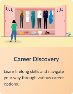 Career Discovery Pathway Card